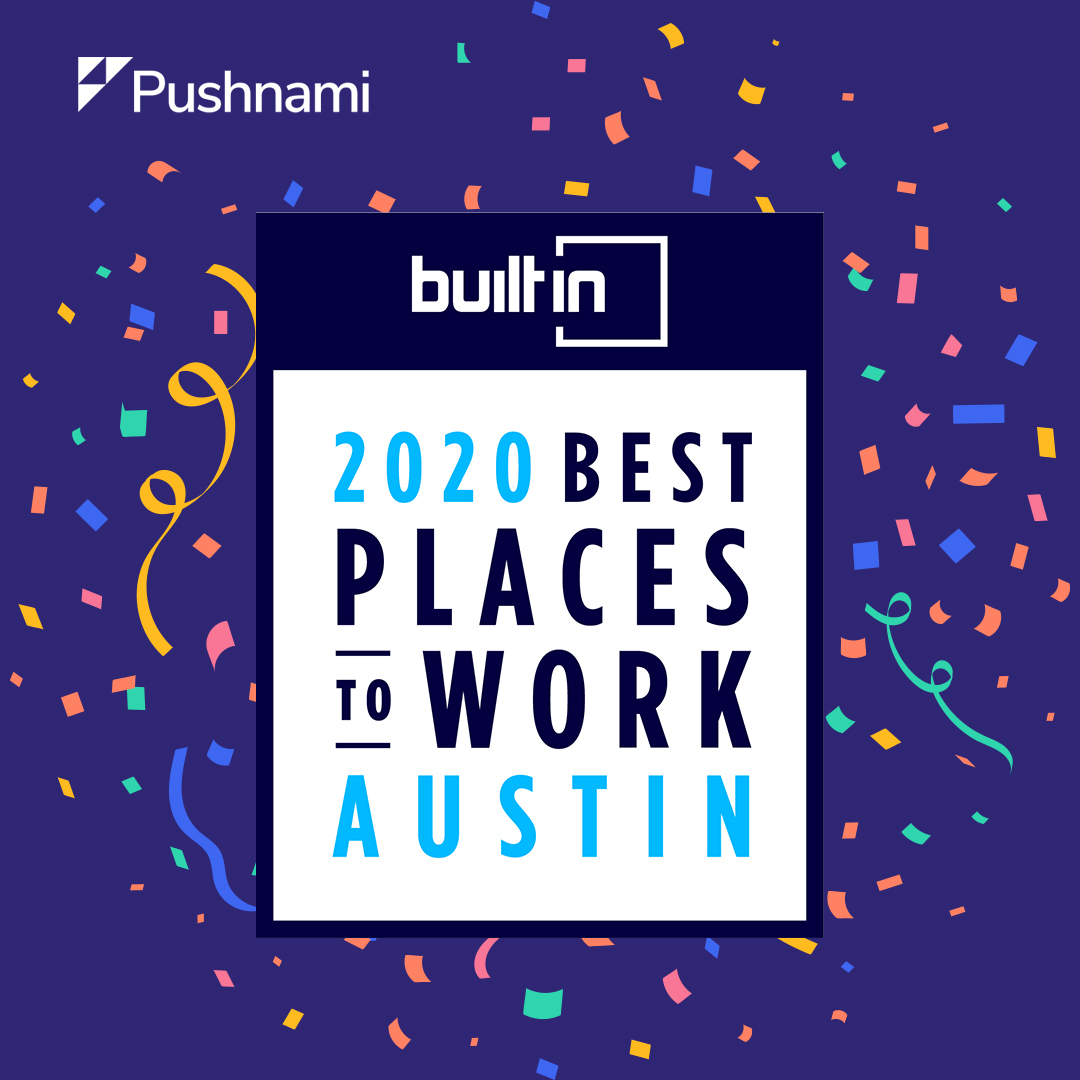 BuiltinAustin Best Places to Work 2020