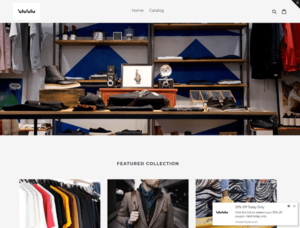 Pushnami App for Shopify